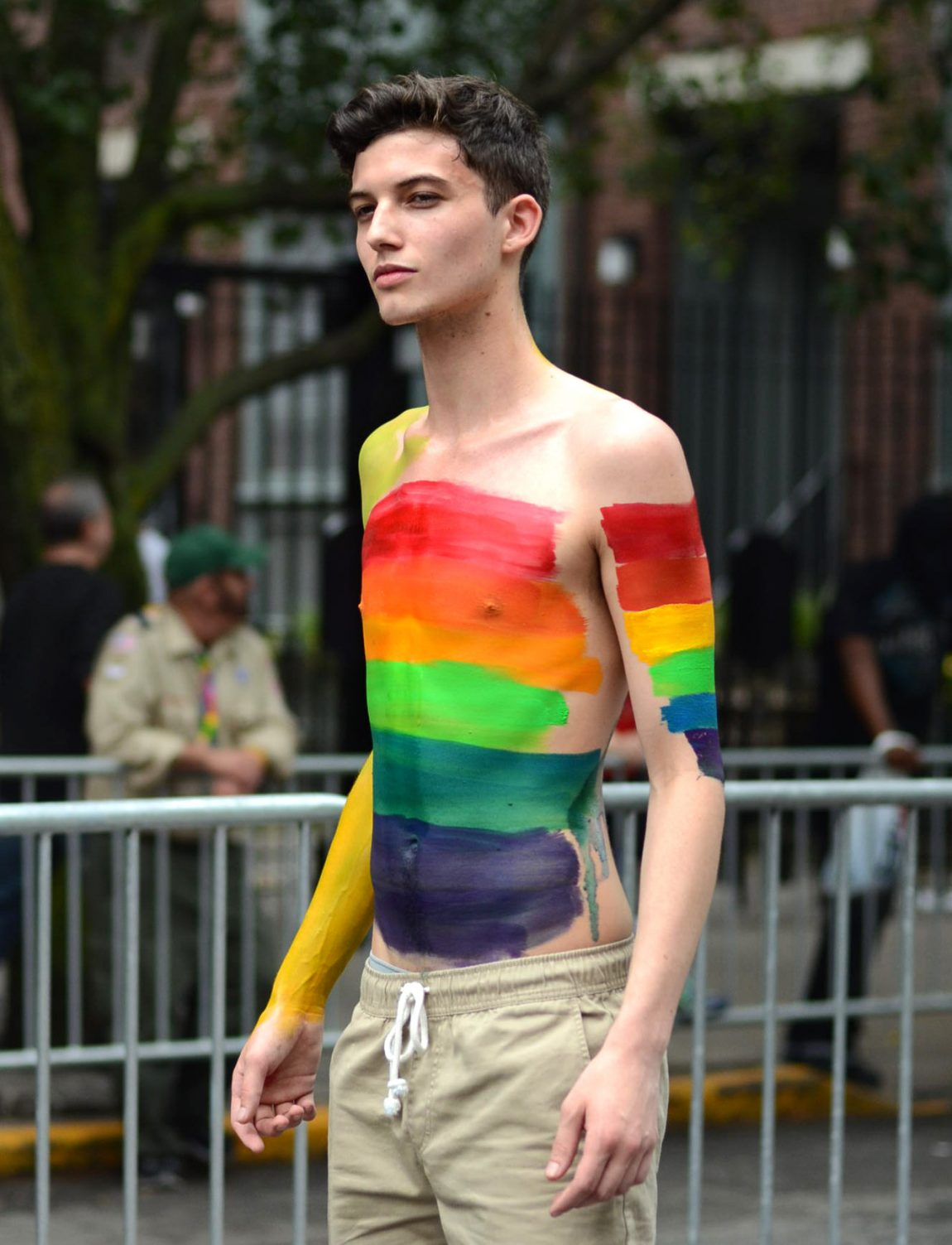 New York City's Historic Gay Parade